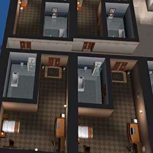 Hotel Giant 2 - Room Design