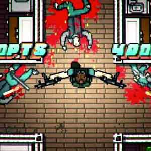 Hotline Miami 2 Wrong Number - Attack