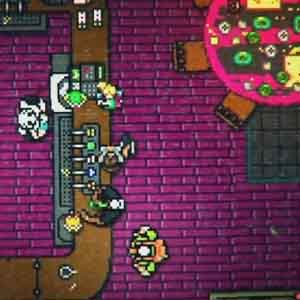 Hotline Miami 2 Wrong Number - At the Bar