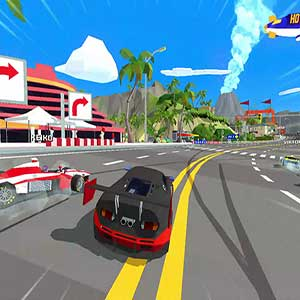 searingly quick racing
