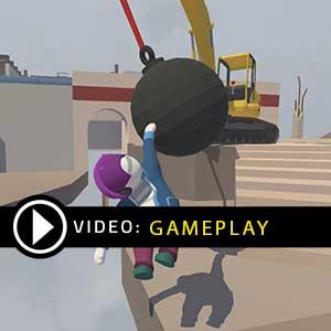 Human Fall Flat Nintendo Switch Gameplay Video