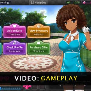 HuniePop Gameplay Video