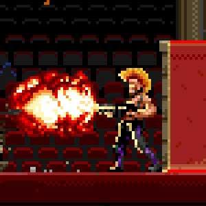 Huntdown - Flame Throwers