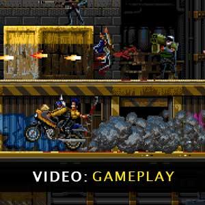 Huntdown Gameplay Video