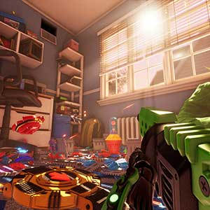 HYPERCHARGE Unboxed - Bedroom