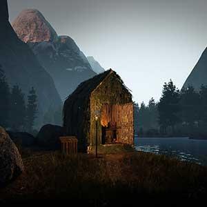 Icarus Cabin Near A Lake