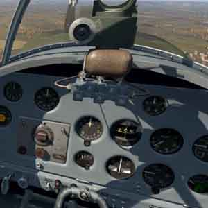 IL 2 Sturmovik Battle of Stalingrad - Inside the Fighter Jet
