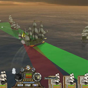Imperial Glory Naval Battle