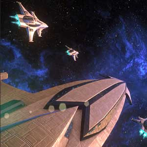 Drone Fleet (Armed Spaceship)