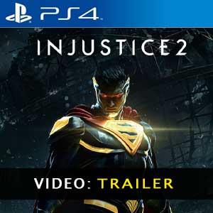 Injustice 2 Trailer Video
