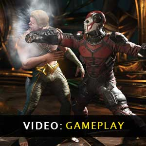 Injustice 2 Gameplay Video
