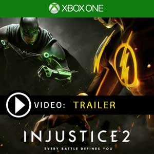 Injustice 2 Xbox One Prices Digital or Box Edition