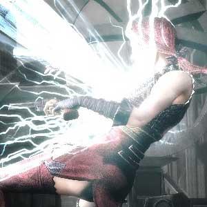 Injustice Gods Among Us - Lightning Strike