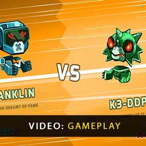 Insane Robots Gameplay Video