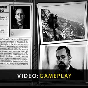 Interrogation You will be deceived Gameplay Video