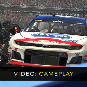 iRacing Gameplay Video
