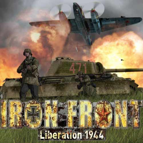 Buy Iron Front Liberation 1944 CD Key compare price best deal