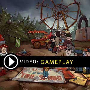 Irony Curtain From Matryoshka with Love Nintendo Switch Gameplay Video