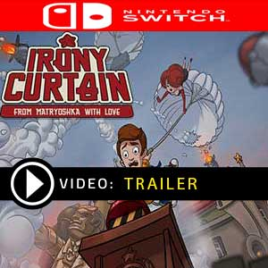 Irony Curtain From Matryoshka with Love Nintendo Switch Prices Digital or Box Edition