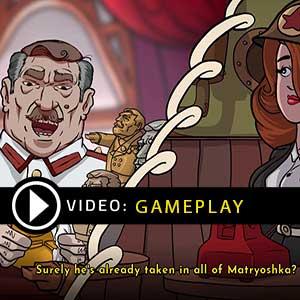 Irony Curtain From Matryoshka with Love Gameplay Video