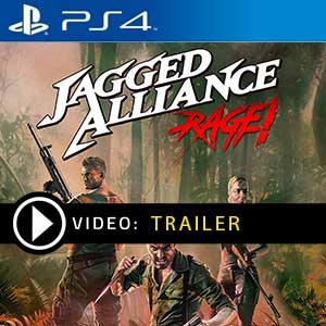 Jagged Alliance Rage PS4 Prices Digital or Box Edition