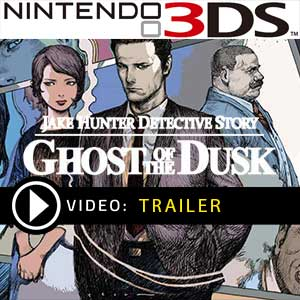 Jake Hunter Detective Story Ghost of The Dusk Nintendo 3DS Prices Digital or Box Edition