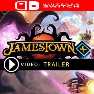 Jamestown Plus Nintendo Switch Prices Digital or Box Edition