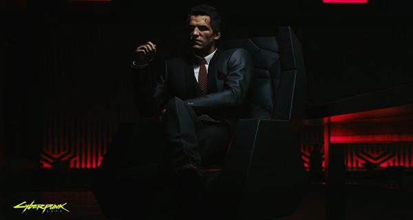 Cyberpunk 2077 Mr. Jenkins