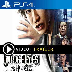 Judge Eyes Shinigami No Yuigon PS4 Prices Digital or Box Edition