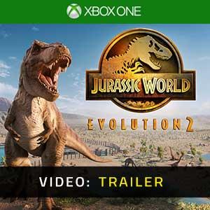 Jurassic World Evolution 2 Xbox One Video Trailer