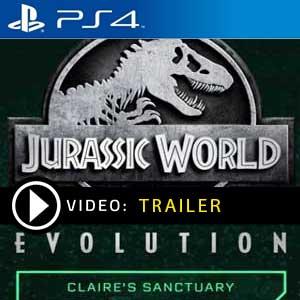 Jurassic World Evolution Claire's Sanctuary PS4 Prices Digital Or Box Edition
