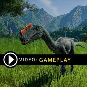 Jurassic World Evolution Claire's Sanctuary Gameplay Video