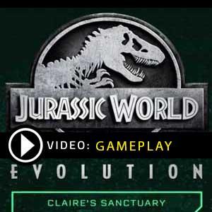 Jurassic World Evolution Claire's Sanctuary Digital Download Price Comparison