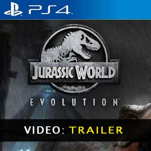 Jurassic World Evolution PS4 Trailer Video