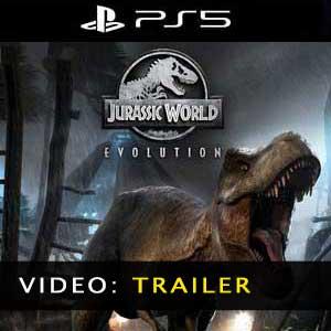 Jurassic World Evolution PS5 Trailer Video