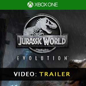 Jurassic World Evolution Xbox One Trailer Video