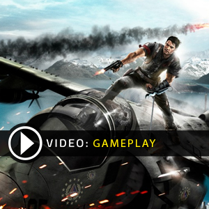 Just Cause 3 Gameplay Video