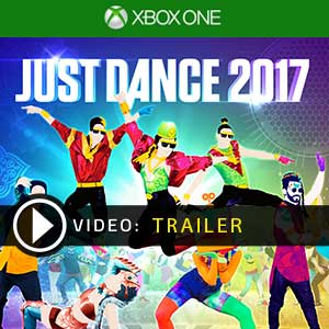 Just Dance 2017 Xbox One Prices Digital or Box Edition