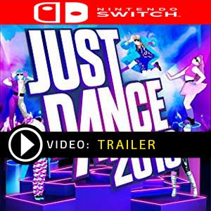 Just Dance 2018 Nintendo Switch Prices Digital or Box Edition