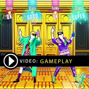 Just Dance 2018 Nintendo Wii U Gameplay Video