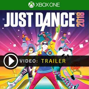 Just Dance 2018 Xbox One Prices Digital or Box Edition