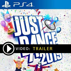 Just Dance 2019 PS4 Prices Digital or Box Edition