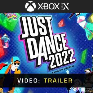 Just Dance 2022 Xbox Series X Video Trailer