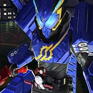 fighting the Kamen Riders