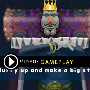 Katamari Damacy REROLL Gameplay Video