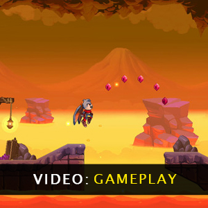 Kaze And The Wild Masks gameplay video