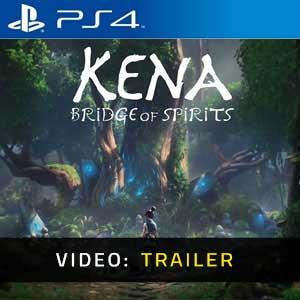 Kena Bridge of Spirits PS4 Video Trailer