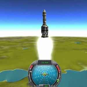 Kerbal Space - Rocket Launch