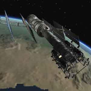 Kerbal Space - Satellite