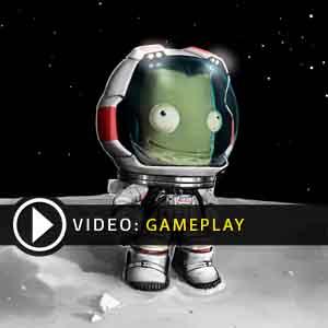 Kerbal Space Program Gameplay Video